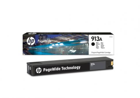 HP 913 schwarz PageWidePatrone