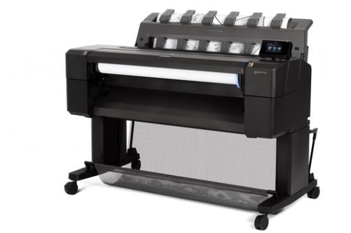 HP DesignJet T930, max Druckbreite 91,4cm