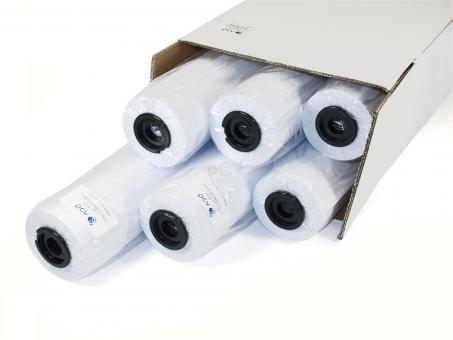 PCV gestrichen 458mm x 30m 120g -6er Packung