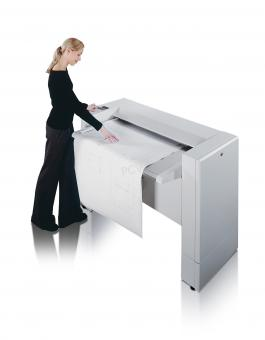 ROWE 721 Faltmaschine offline Vollautomat + Heftstr.