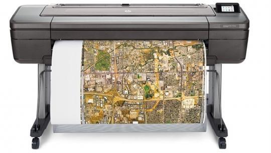 HP DesignJet Z6dr, max. Druckbreite 112 cm