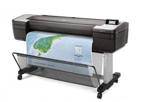 HP DesignJet T1700dr Printer