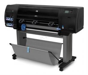 HP Designjet Z6810, max. Druckbreite 107cm