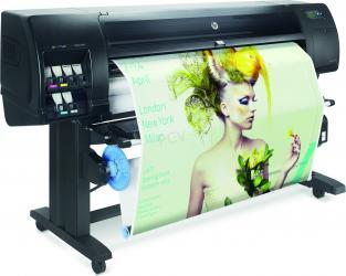 HP Designjet Z6610, max. Druckbreite 152cm