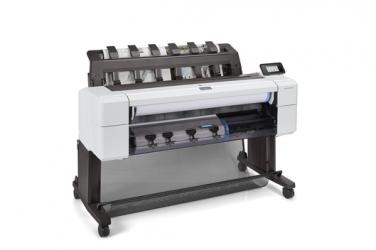 HP DesignJet T1600dr mit PostScript, max Druckbreite 91,4cm