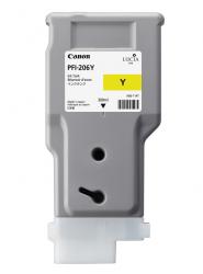 CANON Tinte PFI-206 Gelb 300ml