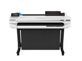 HP DesignJet T525, max. Druckbreite 91,4 cm
