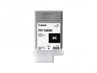 CANON Tinte PFI-106 Schwarz 130ml