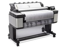 HP Designjet T3500 Produktions-eMFP 91,4cm mit fest installiertem PS