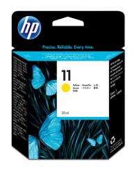HP 11 Tinte gelb 28ml