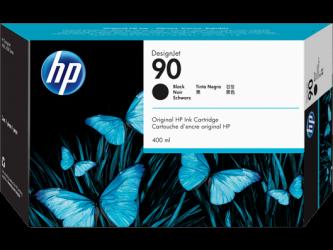 HP 90 Tinte schwarz 400ml