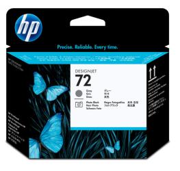 HP 72 Druckkopf grau und fotoschwarz Vivera