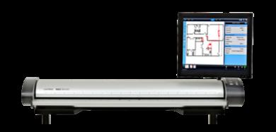Contex LED Scanner:  IQ Quattro 4490 Scan Station Pro