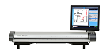 Contex LED Scanner: IQ Quattro 36 MFP Repro (4420)