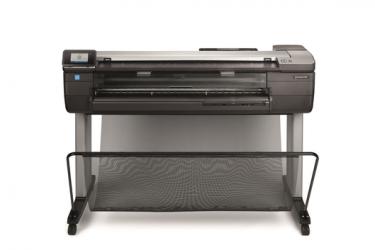 HP DesignJet T830 MFP A1, Plotter und Scanner A1