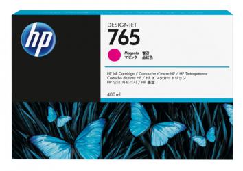 HP 765 400 ml Tintenpatrone magenta