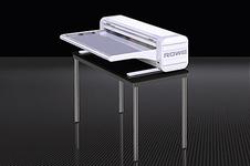 Rowe VarioFold A0-Plan-Faltmaschine für CAD Bereich Tischgerät